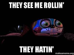 FNAF meme 6 by TooDamnFilthy on DeviantArt via Relatably.com