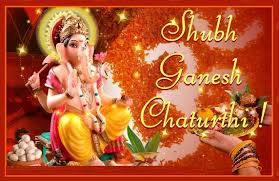 Popular Happy Ganesh Chaturthi Festival Images for free download