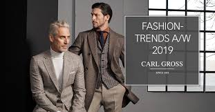 The hottest trends in men's <b>fashion</b> for autumn/<b>winter</b> 2019