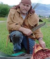 Ножевой дизайнер Ron <b>Hood</b> (Рон Гуд) - биография купить <b>ножи</b> ...