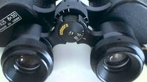 BPC5 8x30, USSR <b>Binoculars</b> - YouTube