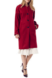 <b>Пальто Peperuna</b> арт PE196_RED RED/G17092416821 купить в ...