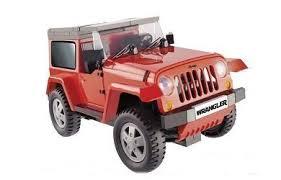 <b>Конструктор COBI</b> Машина <b>Jeep Wrangler</b> красный