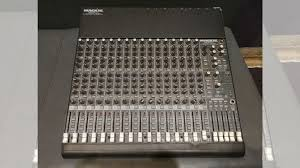 <b>Аналоговый микшерный пульт Mackie</b> 1604 VLZ Pro купить в ...