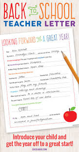 best images about chickabug printables printable back to school letter to the teacher