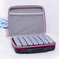 LeKing <b>42 Grid</b> Diamond Painting Accessories Carry Case Portable ...