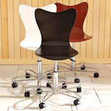 scoop back desk chair thisnext modern desk chair art deco office chair