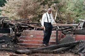 Image result for black church fires images
