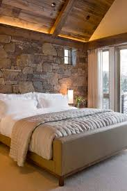 bedroom uplighting bedroom rustic with table lamp vaulted ceiling sloped ceiling ceiling up lighting