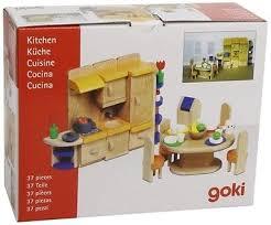 Mobili Per La Casa Delle Bambole : Goki mobili per casa delle bambole moderno cucina pezzi