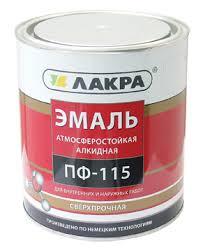 Купить <b>эмали ПФ</b>-<b>115 ЛАКРА</b> в Москве в интернет-магазине ...