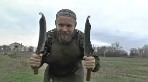 Гиймякеш. Ножи - Инструменты. Обзор. Азербайджанский <b>нож</b> ...