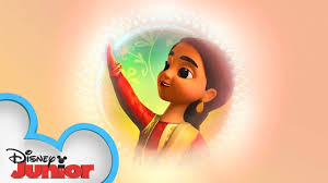 The <b>Eid Mubarak</b> Song | Mira, Royal Detective | @Disney Junior ...