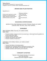 resume job winning bank teller resume example for employment with    bank teller resume sample and bank teller resume examples no experience teller resume   teller sample resume resume samples for bank