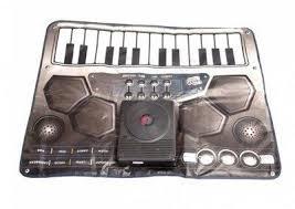 <b>Коврик музыкальный</b> «<b>REAL DJ</b>» (Keybord playmat), цена 90,79 ...