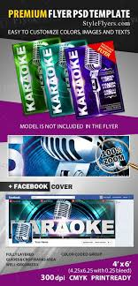 karaoke psd flyer template styleflyers preview karaoke psd flyer template karaoke psd flyer template