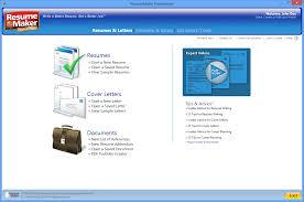 resumemaker professional deluxe business management software