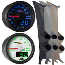 1999 2007 ford super duty power stroke custom gauge package 1999 2007 ford super duty power stroke full size dual custom maxtow gauge package gallery