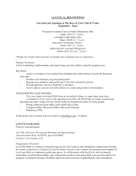 part time job resume sample co part time job resume sample
