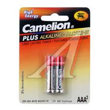CLR03P2бл <b>Батарейка AAA</b> LR03 1.5V блистер (2шт.) Alkaline ...