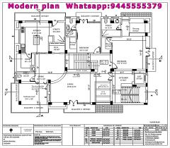 Contractors in Chennai  Modern plan House Chennai Modern plans    Modern plan House Chennai Modern plans  Architect plans house plan ideas  modern floor plans Chennai  simple home plans Chennai  Vastu plan Chennai