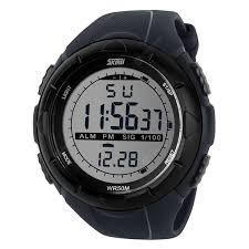 SKMEI Fashion Sport Watch <b>Men Military Army</b> Watches Alarm ...
