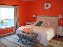 Orange Bedroom Wallpaper Bedroom Beauty Blue Paint Color For Bedroom Decor With Textured