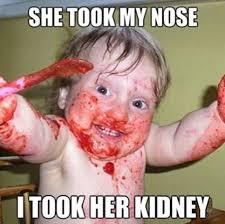Vengeful Baby - Meme Guy via Relatably.com