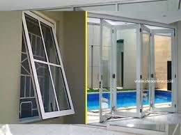 Hasil gambar untuk jendela aluminium