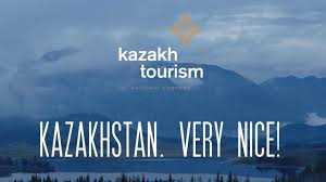 """Very Nice!"" | Kazakh Tourism official new <b>slogan</b> | Borat response ..."