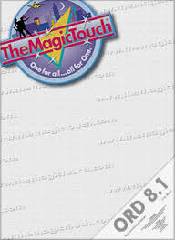 <b>ORD</b> 8.1 Transfer Media Coated Transfer Paper » <b>The Magic Touch</b> ...