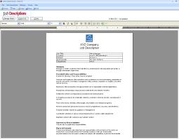 job descriptions software maus why choose maus job descriptions software