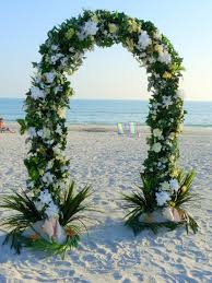 Decorating A Trellis For A Wedding 90 White Metal Arch Frame Wedding Quinceanera Party