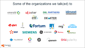 blockchain meets energy state of the market cleantech group here are a few of the organizations we talk to either on blockchain specifically or other topics