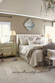 neutral master bedroom french style restoration hardware bedding pottery barn bedding french beige furniture