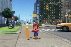 Image result for nintendo switch super mario odyssey
