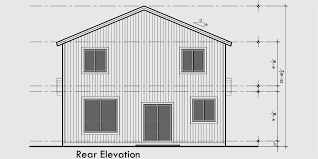 Affordable Story House Plan Has Bedrooms And   BathroomsHouse front drawing elevation view for Affordable story house plan has bedrooms and