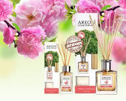 Аромадиффузор воздуха <b>Areon Home</b> Perfume Spring Bouquet ...