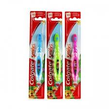 <b>COLGATE Smiles зубная щетка</b> для детей 0-2 года (мягкая)