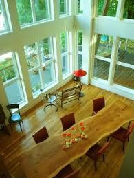 wood slab dining table beautiful: raw wood slab dining table design