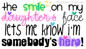 Smile on my daughter's face.... #daughters #quote | Quotes about ...