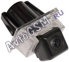 <b>Штатная камера заднего вида</b> с парковочными линиями Спарк ...