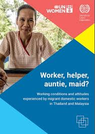 Worker, helper, auntie, <b>maid</b>? : Working conditions and attitudes ...