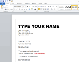 how to make your own resume   best resume galleryhow to make your own resume template