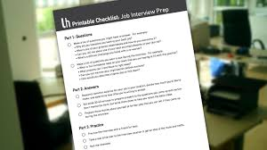 print this checklist to better prepare for your next job interview print this checklist to better prepare for your next job interview