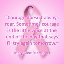 Breast Cancer Awareness: Top Inspirational Quotes & Memes via Relatably.com