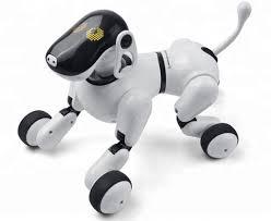 <b>Интеллектуальный щенок</b>-<b>робот собака</b> PuppyGo APP на ...