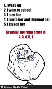 Forever Alone Meme on Pinterest | Meme Comics, Rage Meme and Rage ... via Relatably.com