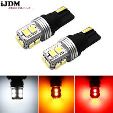 <b>2pcs T10 W5W LED</b> Car Canbus parking Light clearance bulbs for ...