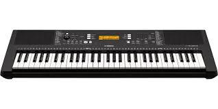 <b>YAMAHA PSR</b>-E363 Цифровой <b>синтезатор</b>, черный — купить в ...